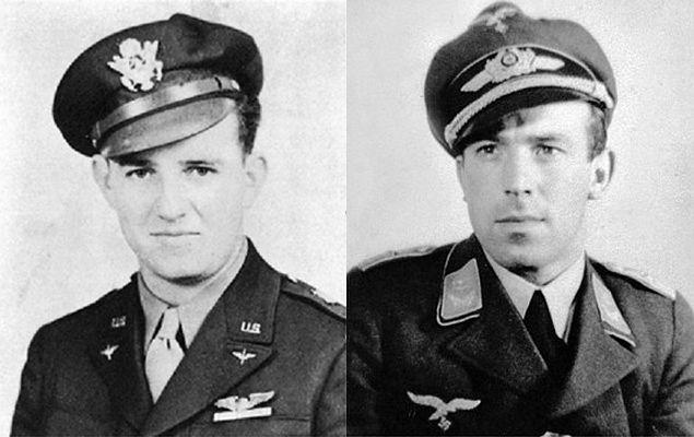 Franz Stigler - pilot Luftwaffe, który uratował amerykańskich lotników