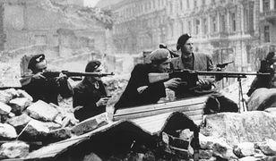 Walki w czasie Powstania Warszawskiego
