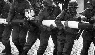 Niemieccy żołnierze na granicy z Polską we wrześniu 1939 r.