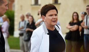 """Beata Szydło odpowiada dziennikowi """"Fakt""""."""
