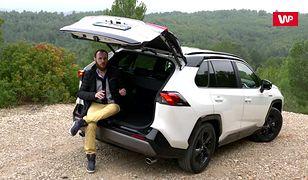 Toyota RAV4 - pierwsza jazda nową generacją