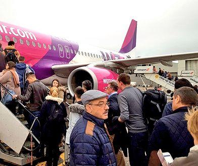 Aby samoloty nie latały puste, przewoźnik ogranicza siatkę połączeń
