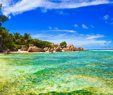 10 plaż z krystalicznie czystą wodą
