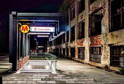Metro Szwedzka. Nowa stacja w Warszawie jest hitem Instagrama