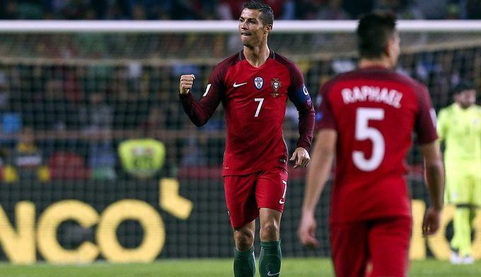 Oficjalnie Bajeczny Kontrakt Cristiano Ronaldo Z Firma Nike Zarobi Miliard Dolarow