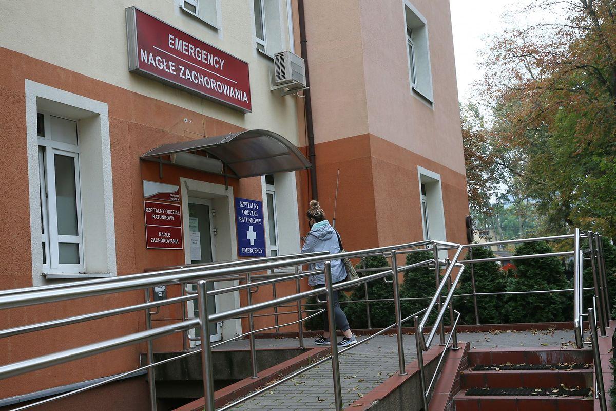 Warszawa. Oddział geriatryczny w Szpitalu Wolskim ma zamienić się w zakaźny