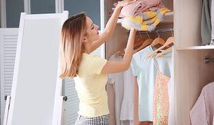 Porządek zapewni nam odpowiednia ilość schowków, drążków, półek i szuflad