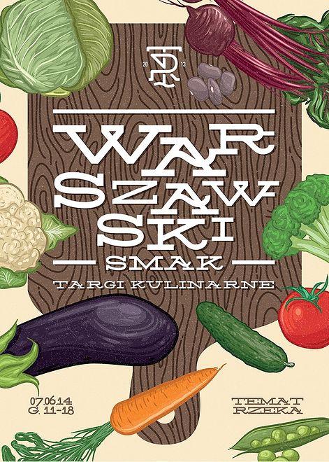 """W sobotę """"Warszawski Smak vol.6"""""""