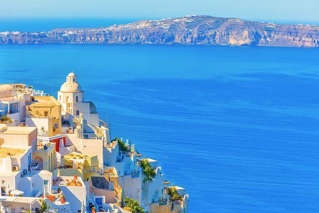 Atrakcje Santorini