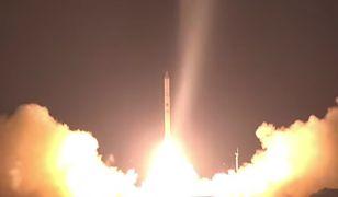 Izrael wystrzelił na orbitę satelitę szpiegowskiego Ofek 16