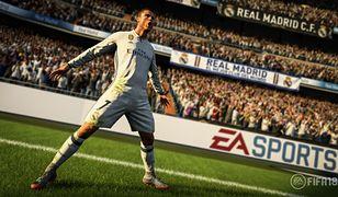 """Tak wygląda """"FIFA 18"""" w akcji. Zobacz pełny mecz"""