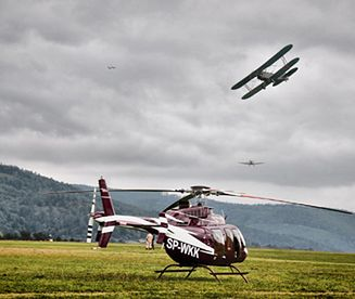 X Piknik Lotniczy w Bielsku-Białej