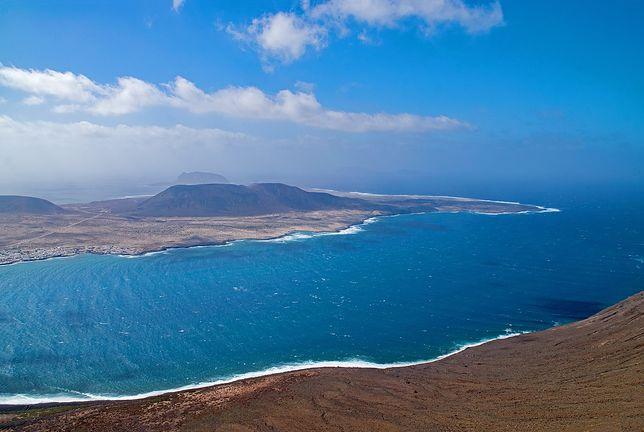 Lanzarote, jedna z popularniejszych Wysp Kanaryjskich