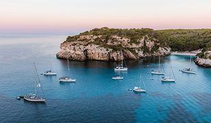 Salpidę znaleziono w wodach przybrzeżnych Minorki