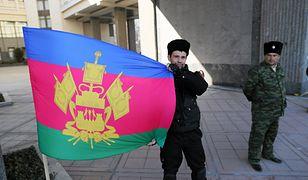 Podczas referendum na Krymie w 2014 r. większość głosujących chciała przyłączenia regionu do Rosji