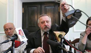 Jan Bestry był również posłem Ruchu Ludowo-Narodowego