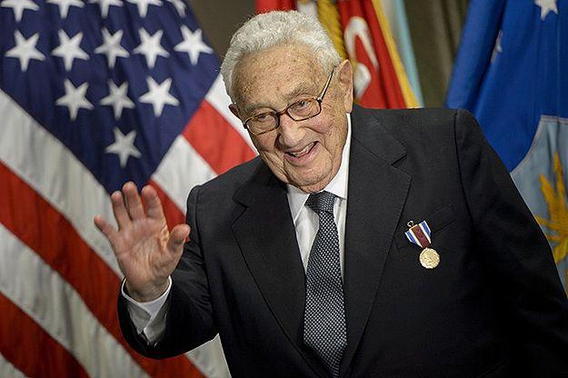 """""""Bild"""": Henry Kissinger doradcą Donalda Trumpa ds. polityki zagranicznej"""
