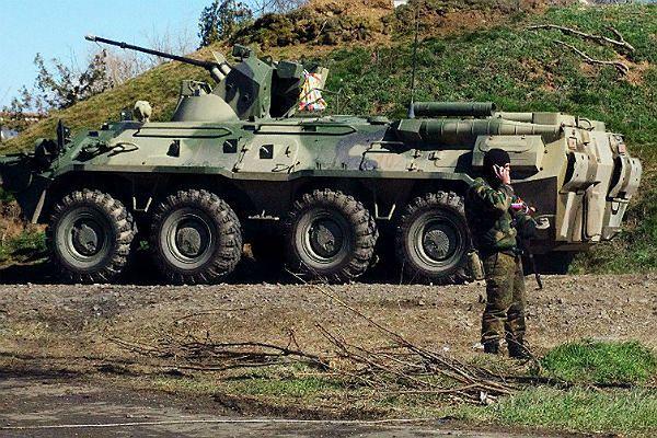 Gen. Martin Dempsey: rosyjskie wojsko niechętnie uczestniczy w konflikcie na Ukrainie