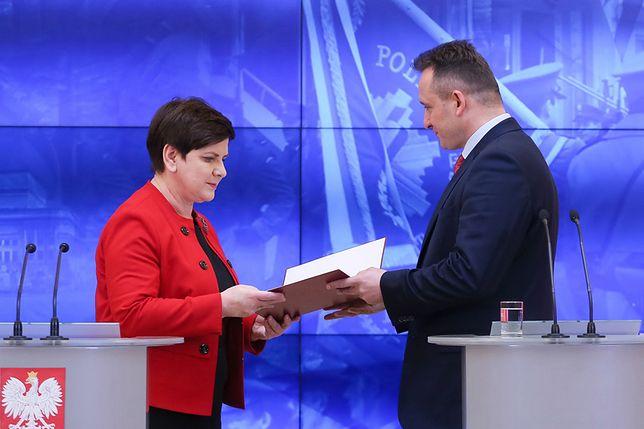 Premier: Nadinsp. Tomasz Miłkowski od środy szefem BOR