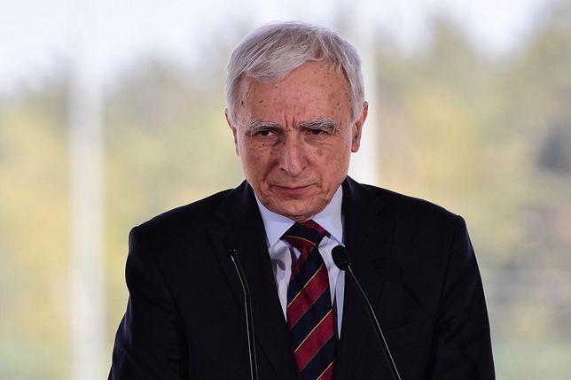 Wybory parlamentarne 2019. Piotr Naimski wystartuje tym razem ze stolicy