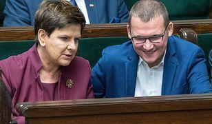 Departament Cyberbezpieczeńtwa, którym miał rządzić Paweł Szefernaker pozostał niezrealizowaną obietnicą premier.