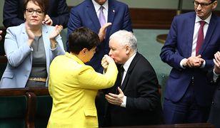 Musi nastąpić formalna dymisja premier Szydło. Teog słowa politycy PiS unikali jak ognia.