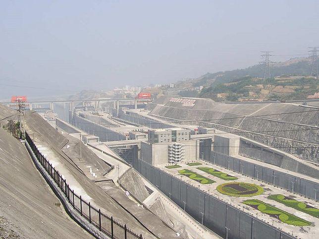 Prawdziwe wodne giganty - najmocniejsza elektrownia świata: Zapora Trzech Przełomów