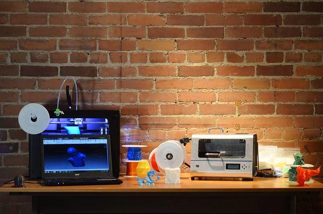 Co to jest drukarka 3D?