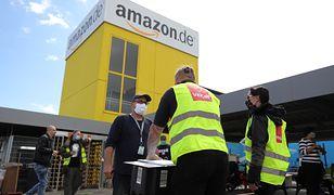 Co najmniej 2 tys. pracowników niemieckiego Amazona strajkowało w poniedziałek i wtorek.