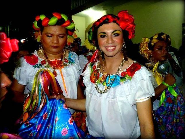 Maski, tańce i wypchane wiewiórki. Religijne fiesty ludowe w Meksyku (POKAZ SLAJDÓW)