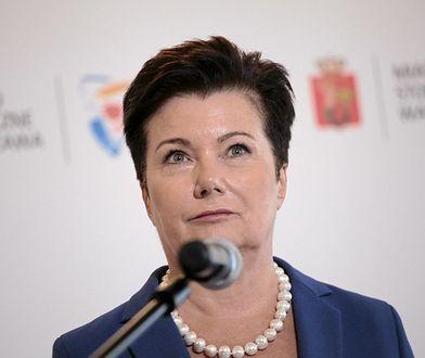 """Gronkiewicz-Waltz przeciwna referendum ws. jej odwołania """"To dezorganizacja pracy dla ratusza"""""""