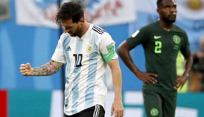 9420382c0 Mundial 2018. Messi chciał mieć wpływ na skład reprezentacji Argentyny.  Anglicy podają przykład