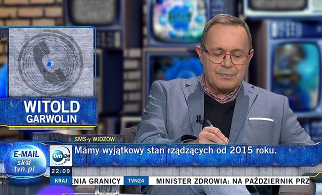 Tomasz Sianecki dyplomatycznie odniósł się do afery z Krzysztofem Skórzyńskim