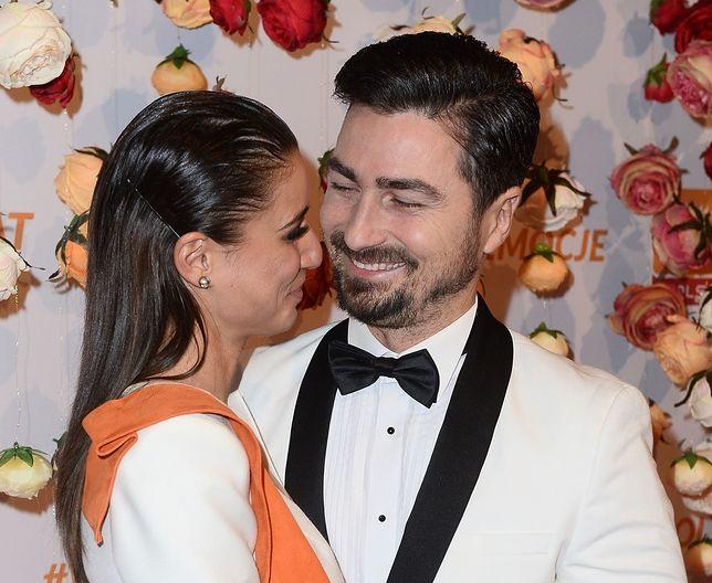 Lenka Kliment pokazała romantyczne zdjęcie z mężem. Piękny widok