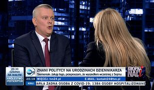 Tomasz Siemoniak nie spodziewał się takiego prezentu