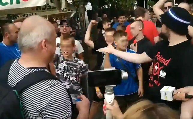 """Dzieci szczute na uczestników Marszu Równości w Płocku. """"To budzi zaniepokojenie"""""""