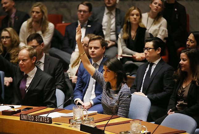Za nowymi sankcjami na Koreę Północną była cała Rada Bezpieczeństwa ONZ