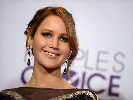 Jennifer Lawrence wypłakuje się mamie