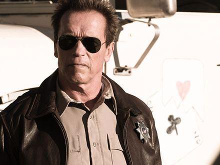 Arnold Schwarzenegger na wszystko sobie zapracował