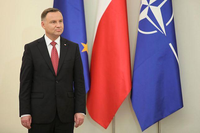 Wydarzenie jest objęte honorowym patronatem prezydenta Andrzeja Dudy