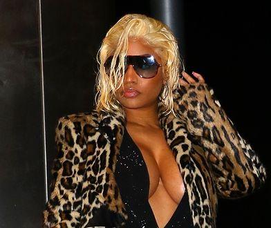 Nicki Minaj podczas NYFW