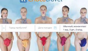 Kobiety oburzone reklamą wyszukiwarki lotów. Autorzy mają odpowiedź