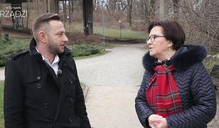 """Ewa Kopacz dla WP. """"Tusk nie popierał wielu moich kandydatur"""""""