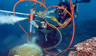 Chiny rozpoczęły wydobywanie metanu z klatratu spod dna morskiego