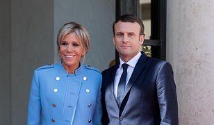 Sekrety urody pierwszej damy Francji. Tabloid przeprowadził śledztwo