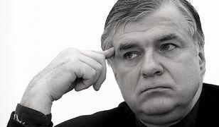 Zmarł ojciec Maciej Zięba. Kinga Rusin modliła się o jego zdrowie