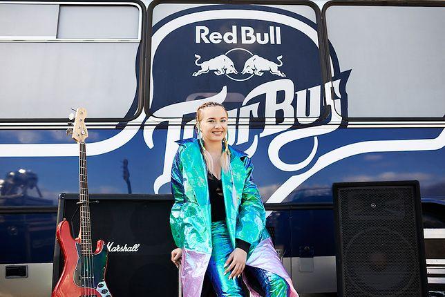 Red Bull Tour Bus z Natalią Nykiel na pokładzie zatrzyma się 7 czerwca w Częstochowie