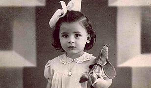 Dziewczynka ze zdjęcia została zamordowana w Auschwitz. Miała tylko 5 lat