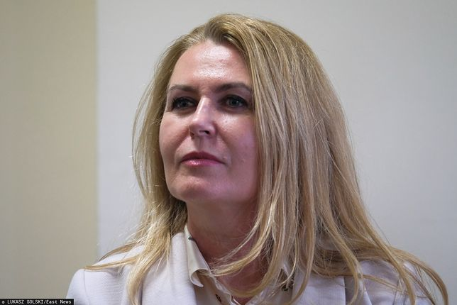 Europosłanka Elżbieta Łukacijewska