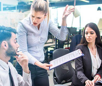 Co trzeci badany spotkał się z sytuacją mobbingu w miejscu pracy